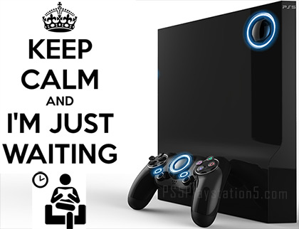 Waiting for the PS5