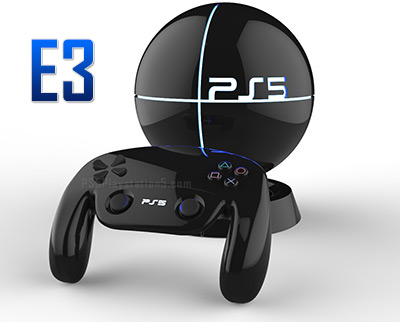 E3 and Playstation 5