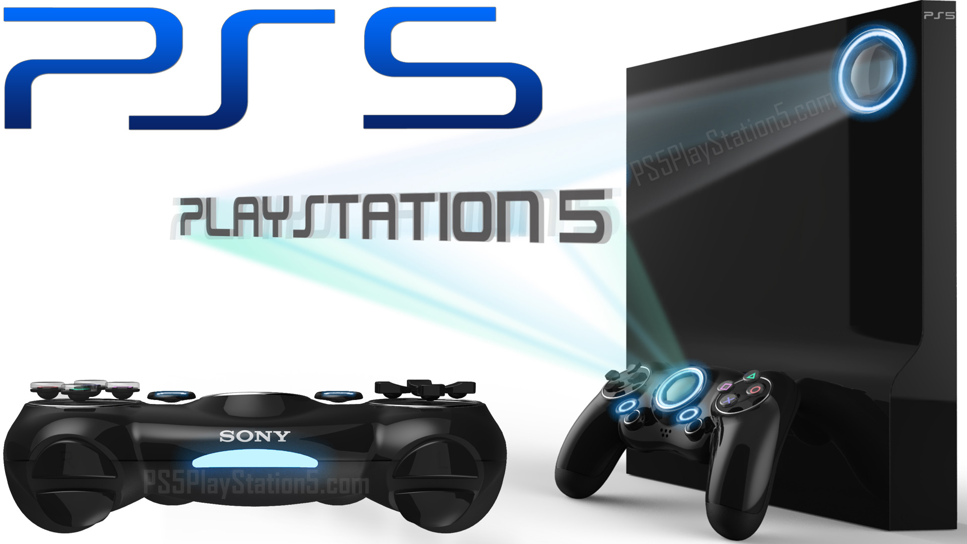 PS5PS5 Console, Controller, & Virtual Actuality Designs