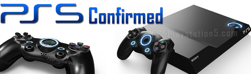 PS5 Confirmed by Sony