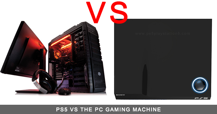 PS5 vs The PC Gaming Machine