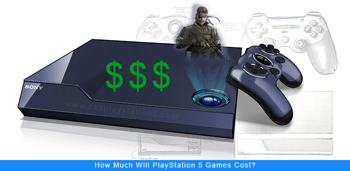 PS5 Game Cost
