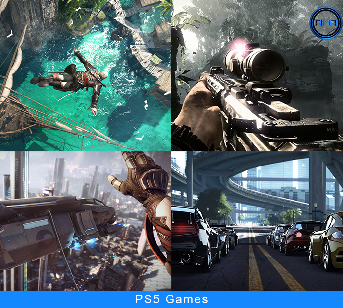 Playstation 5 Games