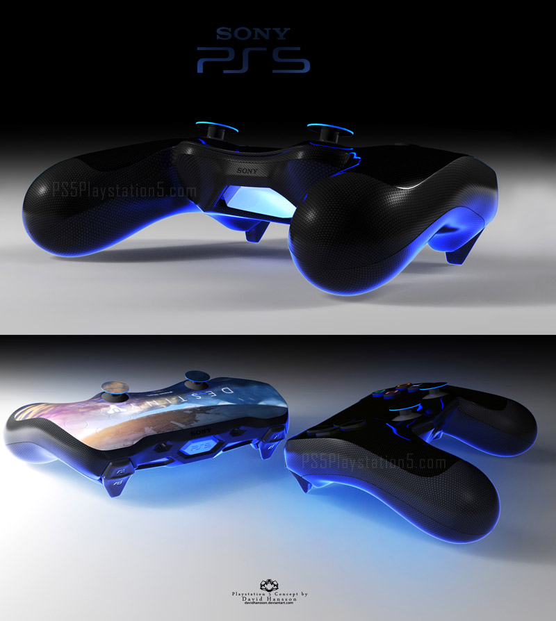 Playstation 5 Controllers - Dualshock 5