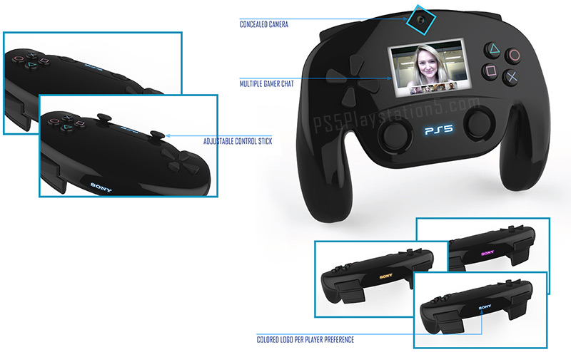 Dualshock 5 Features
