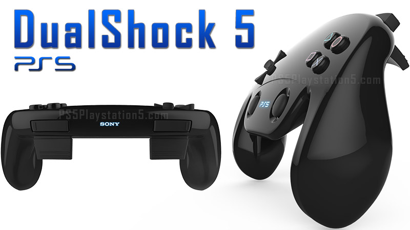 DualShock 5 - PS5 Controller - PS5