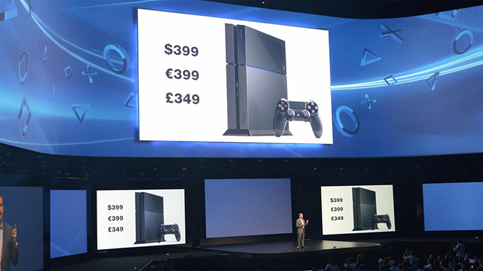 What does a playstation 3 look like