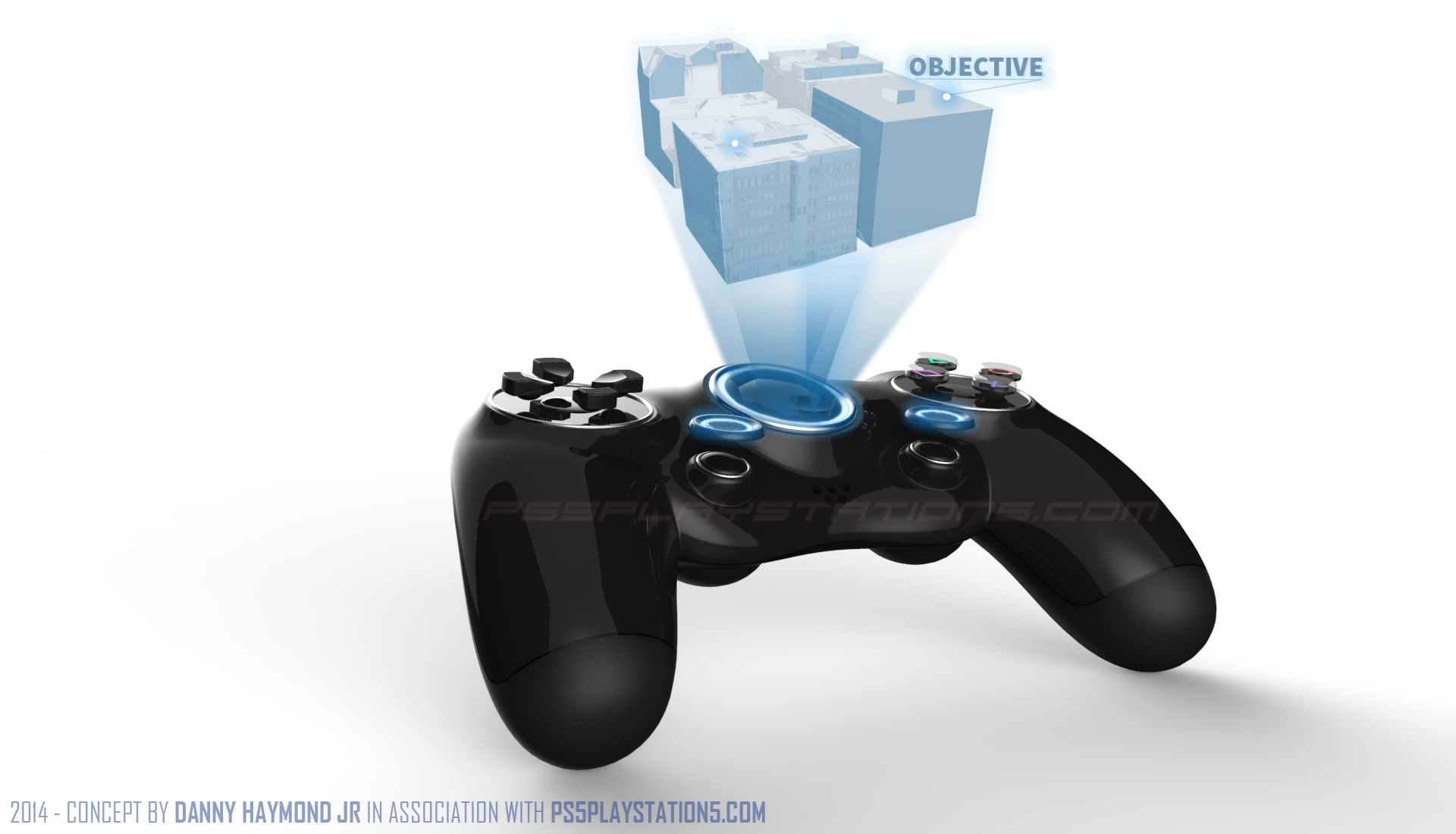 ps5 console controller virtual actuality designs. Black Bedroom Furniture Sets. Home Design Ideas