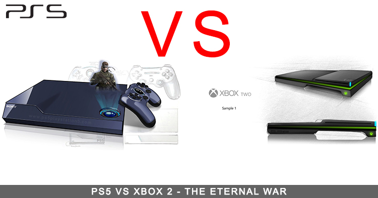 Ps5 Vs Xbox 2 Project Scorpio The Eternal War